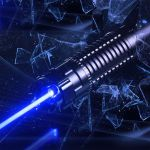 Thanos 3000mW High Power Blue Laser - Best 3W Laser for Burning Stuff