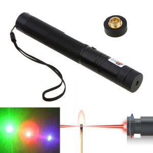 Luciana 200mW Entry Level Burning Laser Pointer with Built-in Battery