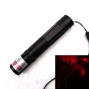 Sheridan 50mW 650nm Red Laser Pointer with Fixed Focus Lens